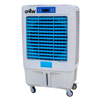 GROW1 Portable Industrial Greenhouse Swamp Cooler Evaporator 450w 7647 CFM