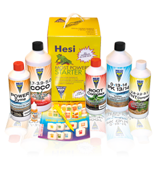 Hesi Starter Box Kit (Coco)