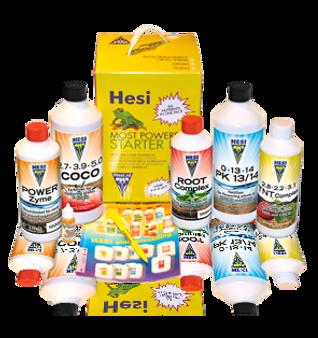 Hesi Starter Box Kit (Soil)