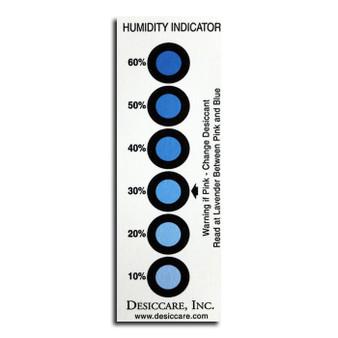 Integra Boost Humidity Indicating Cards of 10%-60% (10pcs)