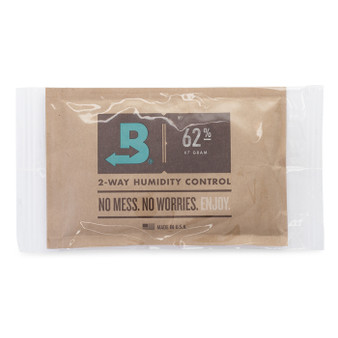 Boveda 62% 67g Individually Wrapped Bulk (100/case)