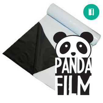 Black & White Film 32'x100' 7mil - 3 Year