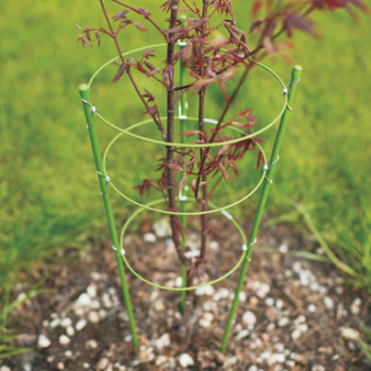 GROW1 4' FEET FOLDABLE PLANT SUPPORT CAGE