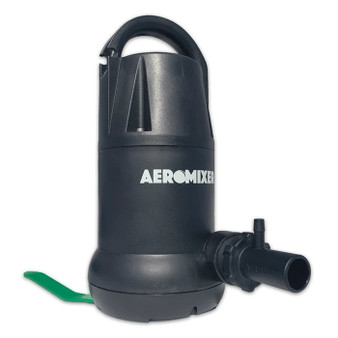 Aeromixer Pump TALL Tank Kit - Mix + Aerate With Just One Pump