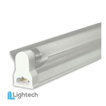 Lightech 2' T5 Florescent Single Light W/ Reflector 24W 6500k