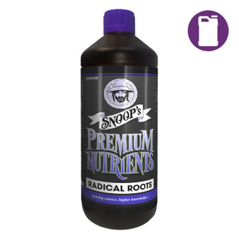 Snoop's Premium Nutrients Radical Roots 1ltr 0-0-0.04