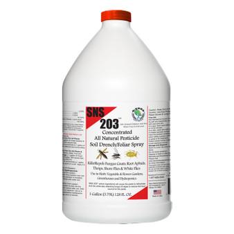 SNS 203 Pesticide Concentrate Gal