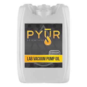 Pyur Scientific Lab Vacuum Pump Oils 5 Gallon