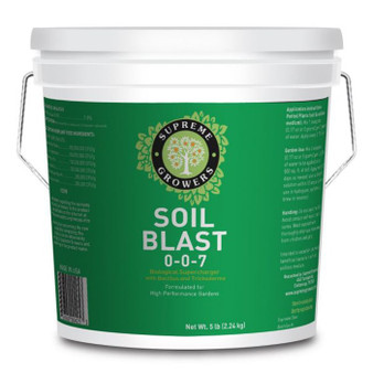 Supreme Growers Soil Blast 5lb