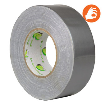 Silver Duct Tape 2'' x 50 yards