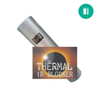4'x100' IR Blocker Roll