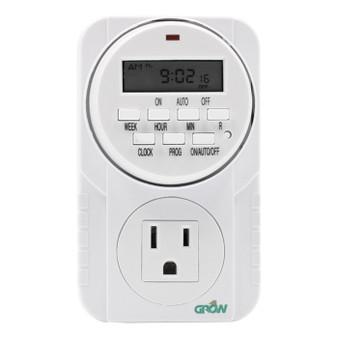 120V Single Outlet Digital Timer