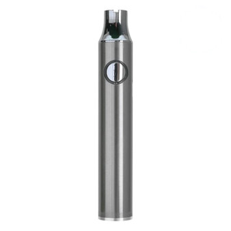 Rechargeable Vape Battery 650mAh (Silver)