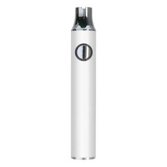 Rechargeable Vape Battery 650mAh (White)