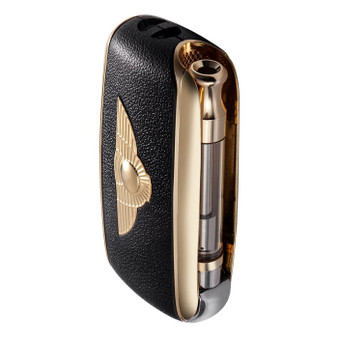 LuxKey Gold Vape Flip Battery 650mah