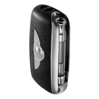 LuxKey Silver Vape Flip Battery 650mah