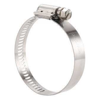 8'' Stainless Steel Duct Clamps