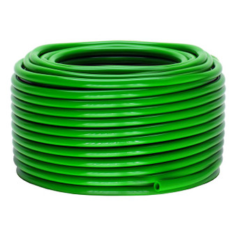Grow1 Green Vinyl Tubing I.D. 3/16'' x 100'
