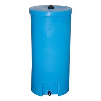 35 Gallon ROUND Water Caddie, Upright