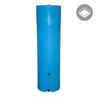 48 Gallon HALFMOON Water Caddie, Upright