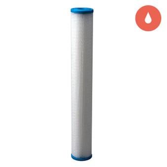 GrowoniX Replacement Sediment Pleated Filter for Slim Scrubber