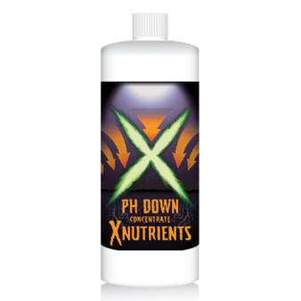 X Nutrients pH Down 1 Qt. Concentrate
