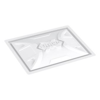 X-Trays Res. Lid 50 Gallon White
