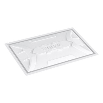 X-Trays Res. Lid 125 Gal White