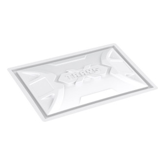 X-Trays Res. Lid 75 Gal White