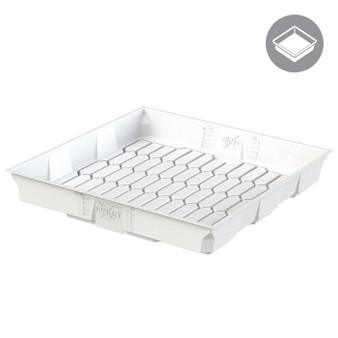 3x3 White X-Trays Flood Table