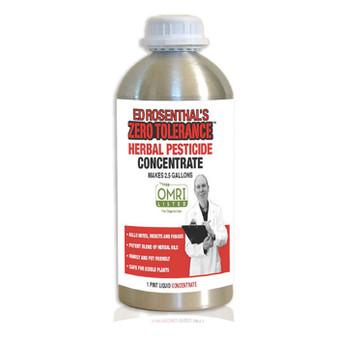Zero Tolerance Botanical Pest Control Concentrate 1 PT