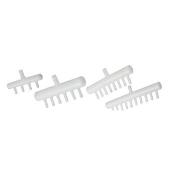 Plastic Air Divider - 6 Outlet