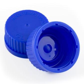 Reagent Bottle Blue Screw Cap
