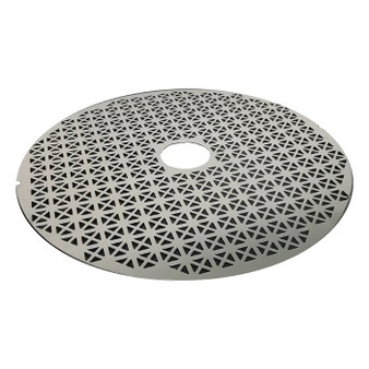 Dry Grate for 16 inch Bowl Trimmer