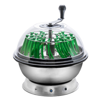 18'' Clear Top Motorized Bowl Trimmer