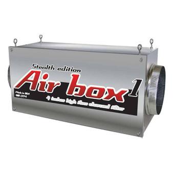 Air Box 1, Stealth Edition (4'')