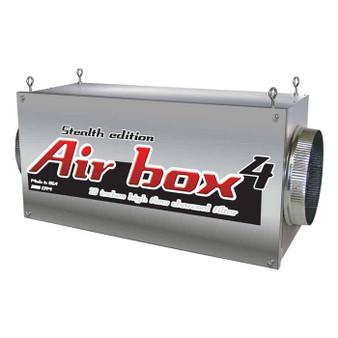 Air Box 4, Stealth Edition (10'')