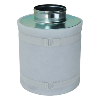 4'' X 10'' Charco Filters Plus Activated Carbon Air Filter