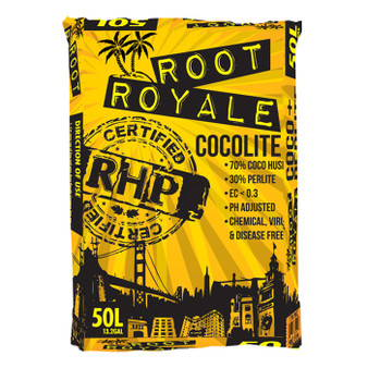 Root Royale Coco/Perlite Mix 50L RHP Certified