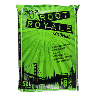 Root Royale CocoPure 50L RHP Certified