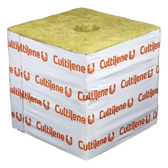 Cultilene 6x6x6 Block w/ Optidrain (48 pieces per case) Cultiwool