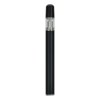 Disposable Vape Pen .3ml w/ 2.0mm Opening (Black)