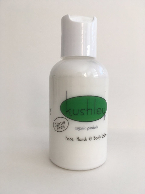 Hand & Body Lotion – 2 oz. - Kushley