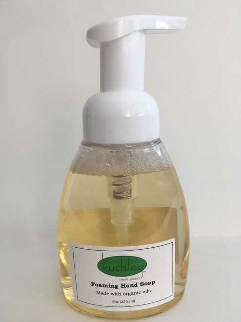 Foaming Hand Soap – 8 oz - Kushley
