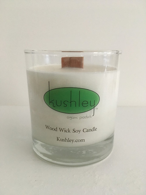 Soy Candle – 11 oz - Kushley