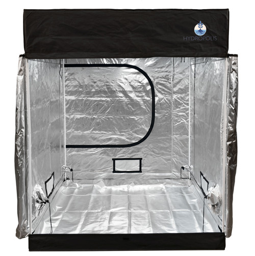 5 x 5 Grow Tent front