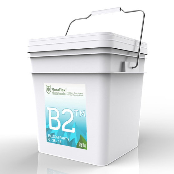 FloraFlex Nutrients - B2™ | 25lb