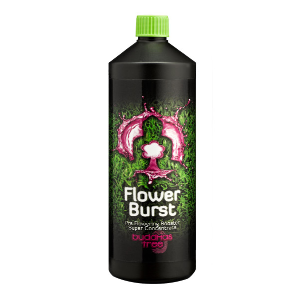 Flower Burst –1 Liter - Buddha's Tree Plant Nutrients
