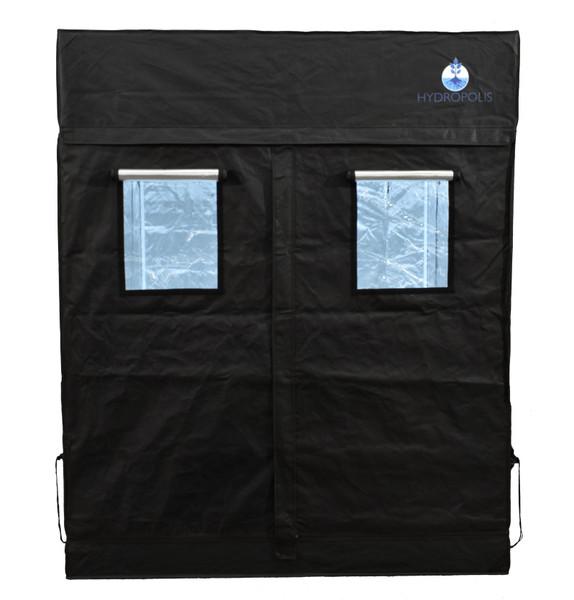 5 x 5 Grow Tent windows