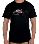 Nissan 370z Nismo - 100% Ringspun Cotton T-Shirt